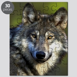 Grey Wolf Puzzle