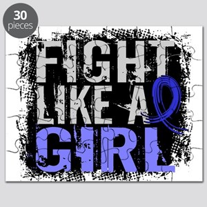 Fight Like a Girl 31.8 Arthritis Puzzle