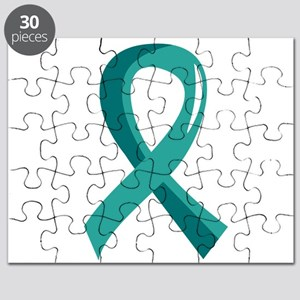 Scleroderma Ribbon 3 Puzzle