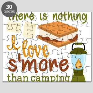 There Is Nothing I Love S'more Than Cam Puzzle