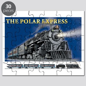 LOCOMOTIVE - POLAR EXPRESS! Puzzle