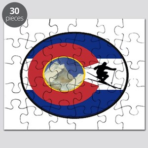 COLORADO SKI TIME Puzzle