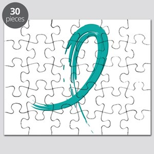 Scleroderma GraffitiRibbon1 Puzzle