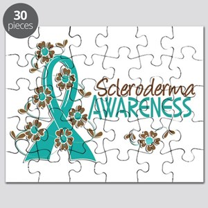 Scleroderma Awareness 6 Puzzle