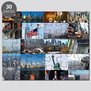New York Pro Photo Montage-Stunning! Puzzle