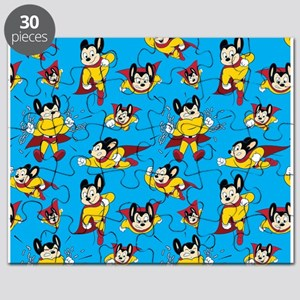 Mighty Mouse Pattern Puzzle