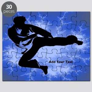 Martial Arts Childs Puzzle