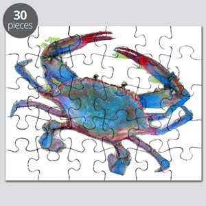 Chesapeake Bay Blue Crab Puzzle