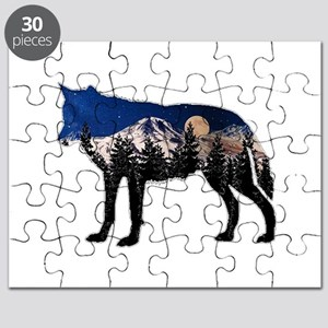 MOUNTAINS Puzzle