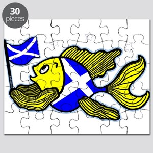 Scottish Fish Clear Puzzle