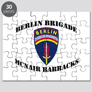 Berlin Brigade McNair Barracks Puzzle