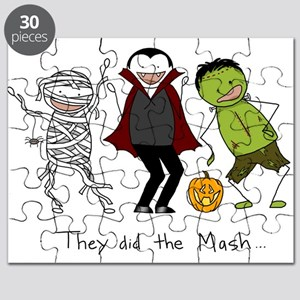 Monster Mash - Halloween Puzzle