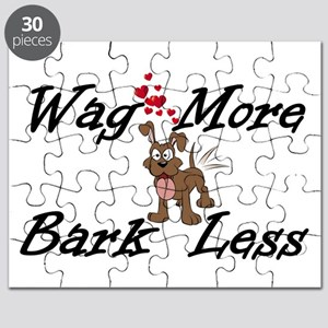 Wag More Bark Less Puzzle