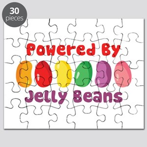 Powered By Jelly Beans Puzzle