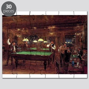 billiards art Puzzle
