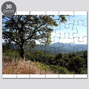 Skyline Drive View Puzzle