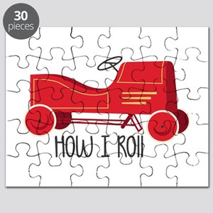 How I Roll Puzzle