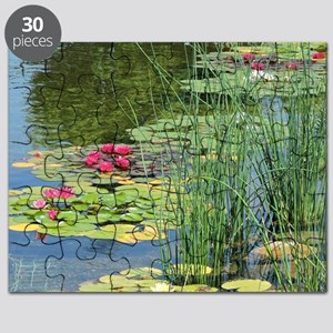Water lilies Puzzle