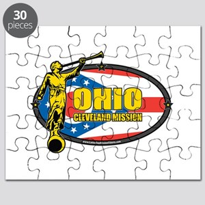 Ohio Cleveland Mission - Ohio Flag - LDS Mission -
