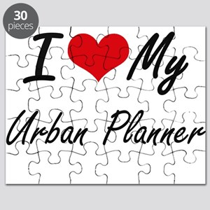 I love my Urban Planner Puzzle