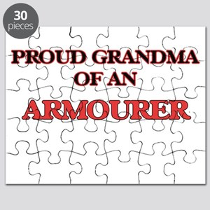 Proud Grandma of a Armourer Puzzle