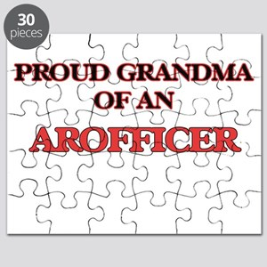 Proud Grandma of a Arofficer Puzzle