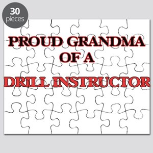 Proud Grandma of a Drill Instructor Puzzle