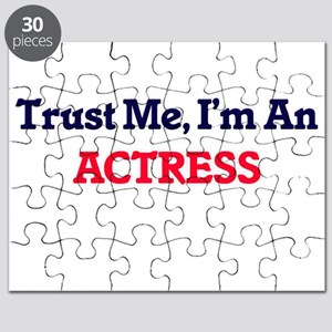 Trust me, I'm an Actress Puzzle