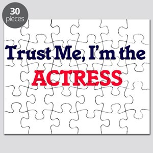 Trust me, I'm the Actress Puzzle