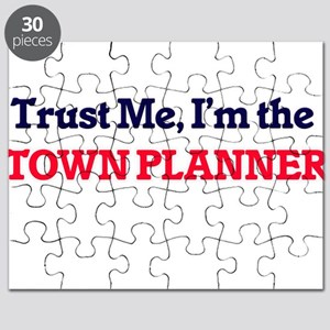 Trust me, I'm the Town Planner Puzzle