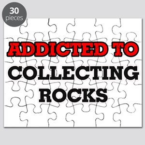 Addicted to Collecting Rocks Puzzle