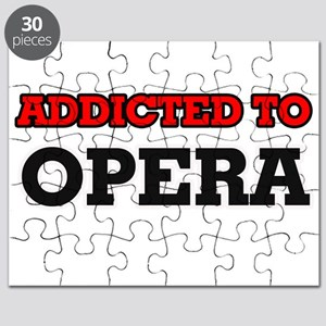Addicted to Opera Puzzle