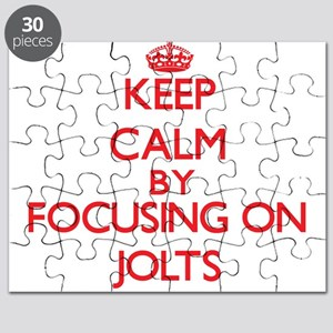 Keep Calm by focusing on Jolts Puzzle