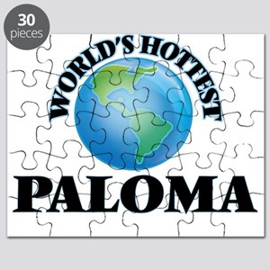 World's Hottest Paloma Puzzle