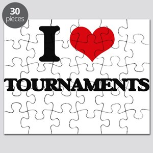 I love Tournaments Puzzle