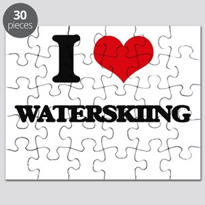 waterskiing Puzzle
