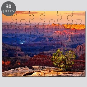 Grand Canyon Sunset Puzzle