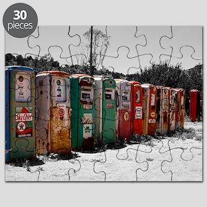Petrol Pump Puzzles - CafePress