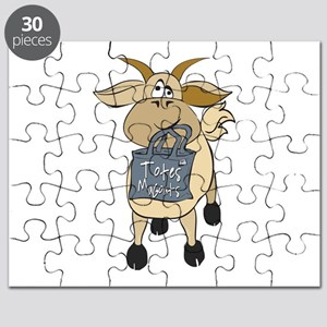 Funny Goats - Totes MaGoats Puzzle