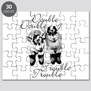 Baby Pygmy Goats Double Trouble Puzzle