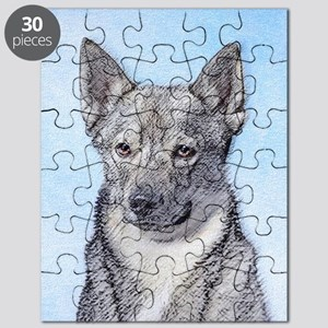 Swedish Vallhund Puzzle