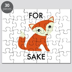 For Fox Sake Puzzle