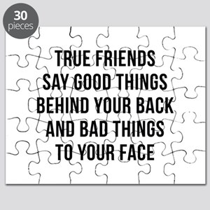 Friendship Quotes Happy Puzzles Cafepress