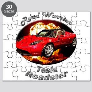 Tesla Roadster Puzzle