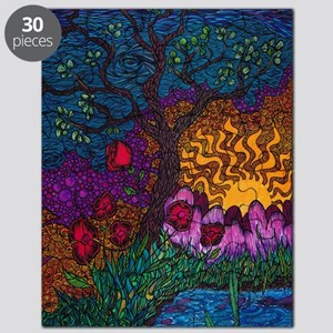 Tree by Christopher Blosser Puzzle