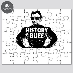 Abraham Lincoln History Buff Gift Puzzle