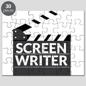 Screenplay Writer Puzzles - CafePress