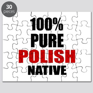 100 % Pure Polish Native Puzzle
