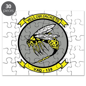 VAQ-138 Yellow Jackets Puzzle