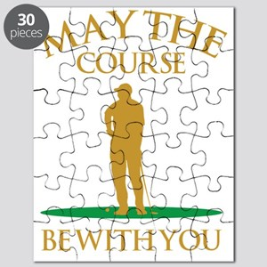 May The Course Be With You Puzzle
